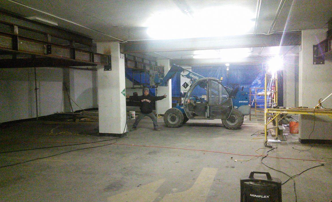 4211 Yonge Str. Garage