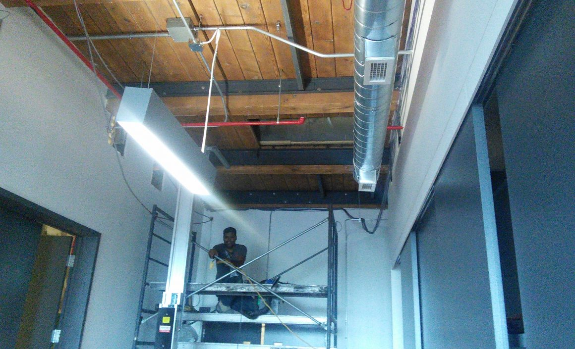 Ubisoft Toronto – Ceiling Support