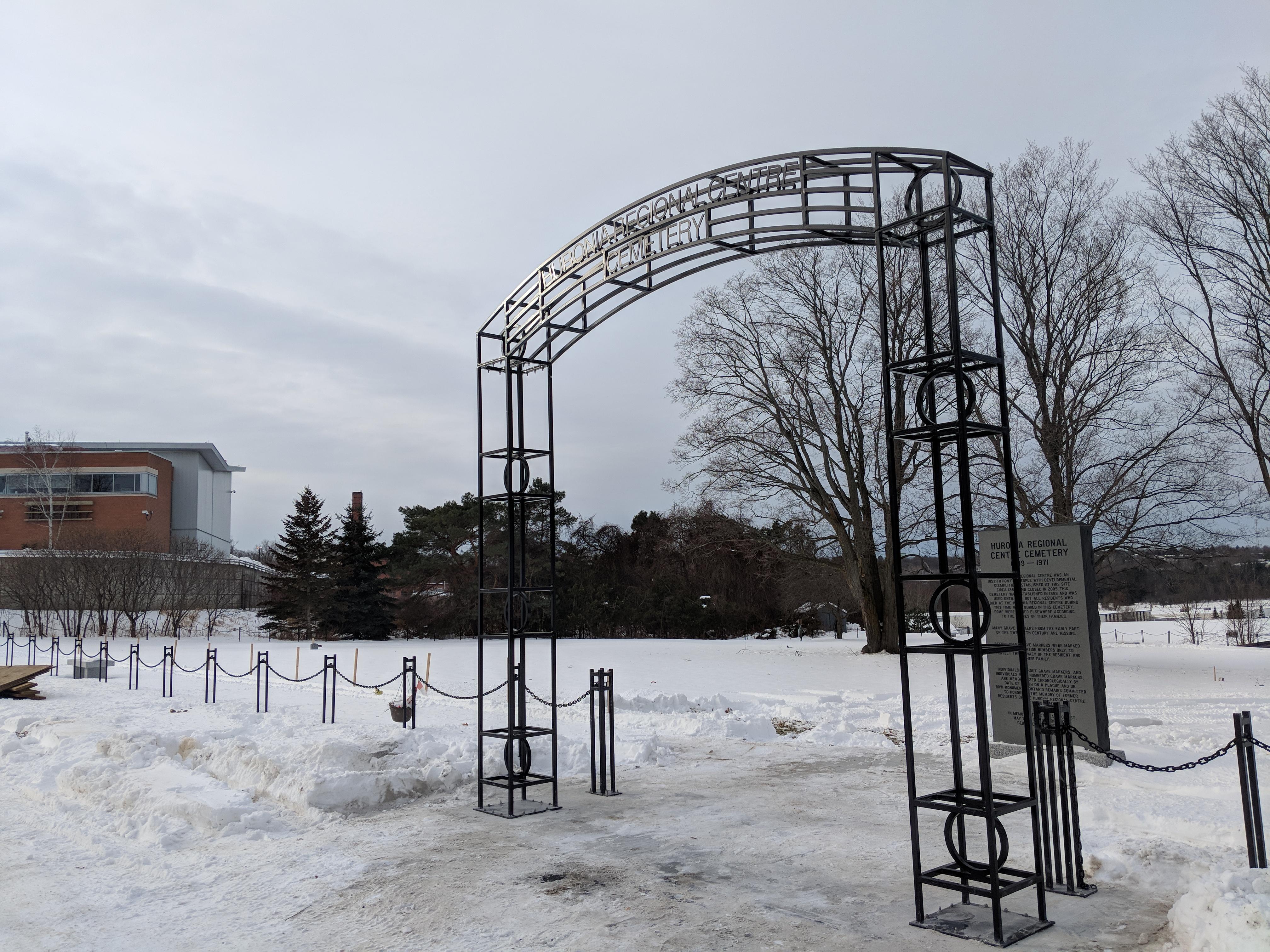 Orillia Cemetery